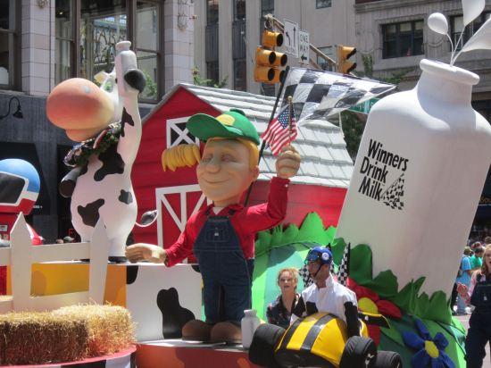 Milk Floats!