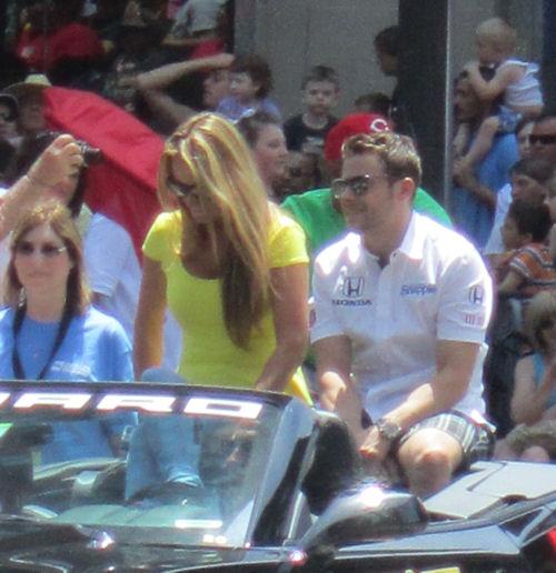 Marco Andretti!
