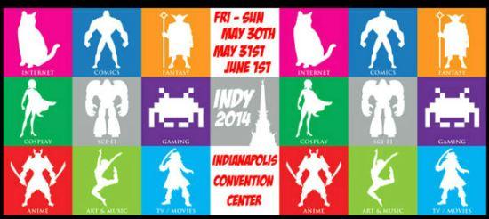 Indy PopCon!