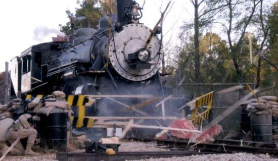 Revolution steam engine!