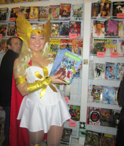 She-Ra, Princess of Power!