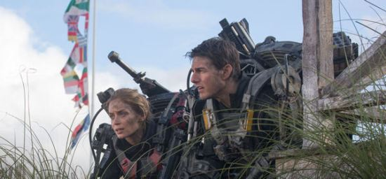 Edge of Tomorrow!