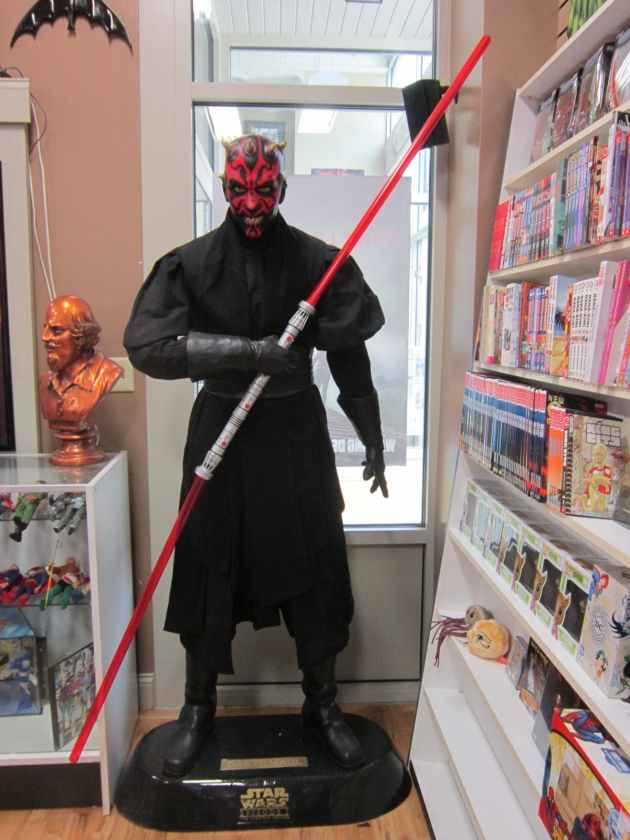 Darth Maul!