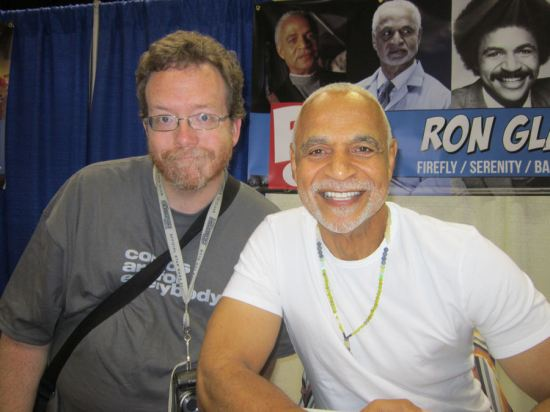 Ron Glass!
