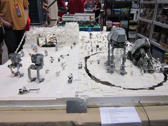 Lego Hoth!