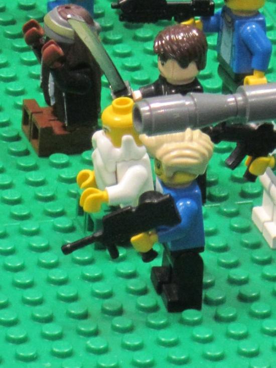 Lego The Walking Dead!