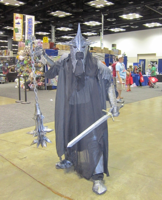 Witch-King of Angmar!