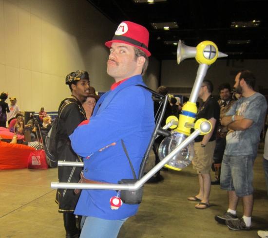 Super Mario Sunshine!
