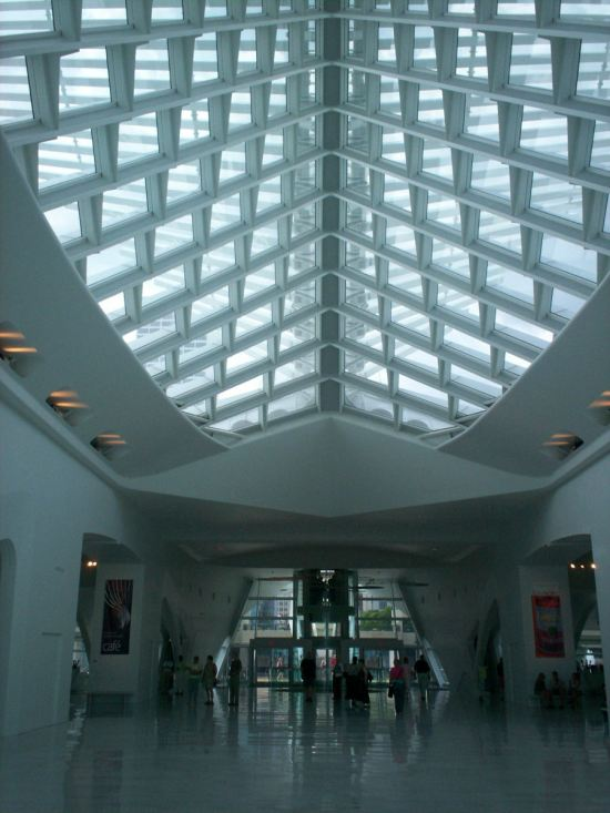 Milwaukee Art Museum!
