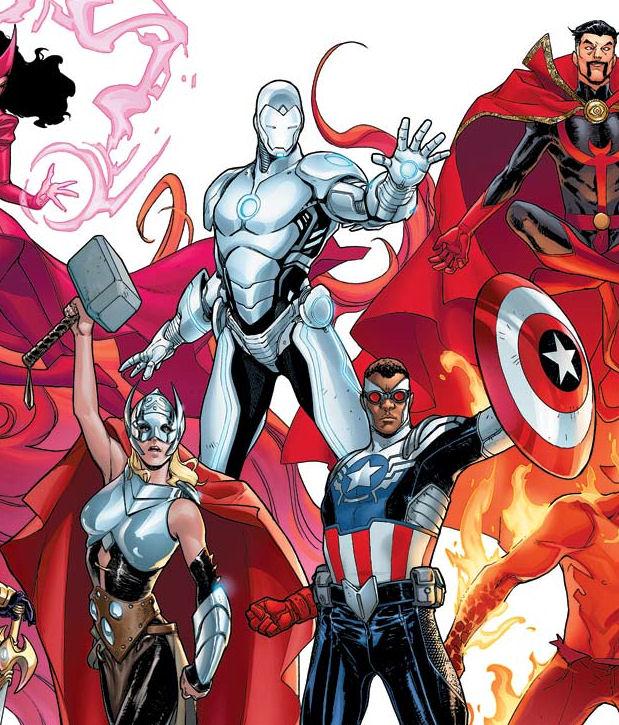 Avengers NOW 2014!