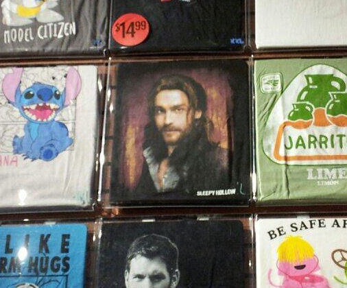 Ichabod Crane Shirt!