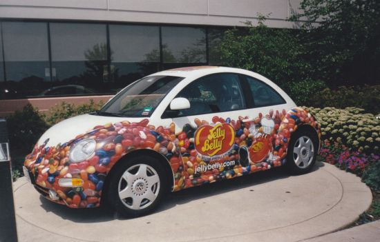 Jelly Belly Beetle!