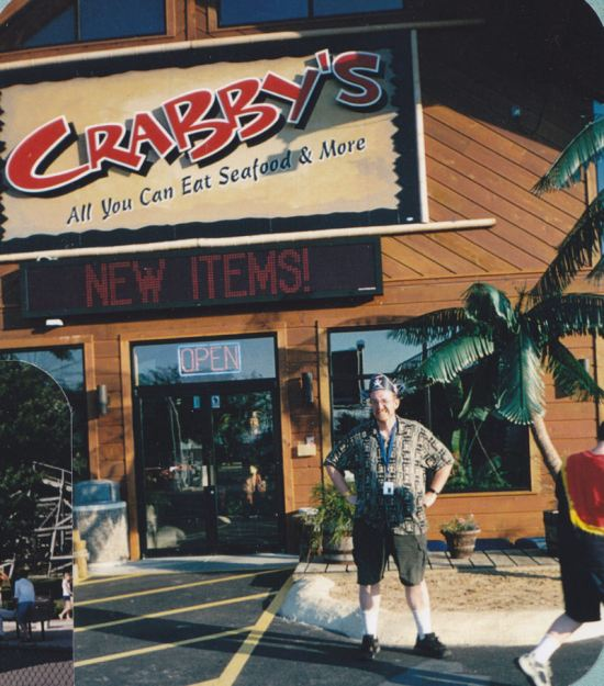 Crabby's