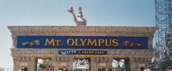 Gates of Mount Olympus