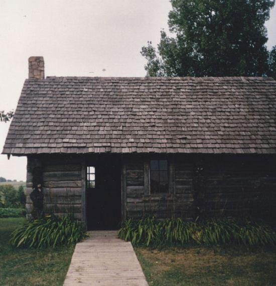 Laura's Cabin!