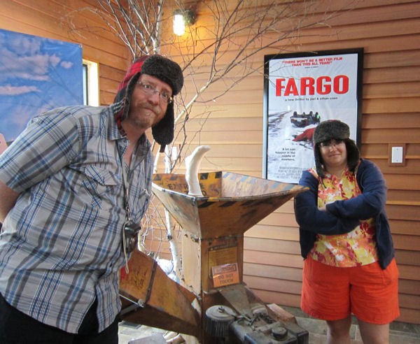Us in Fargo!