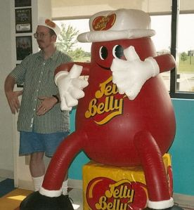 Jelly Belly Hop!