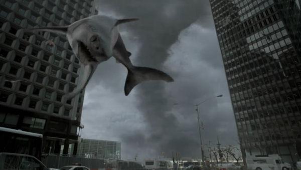 Sharknado! Two!