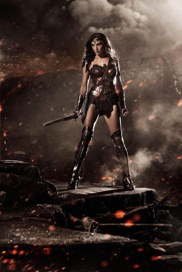 Gal Gadot IS Wonder Woman!