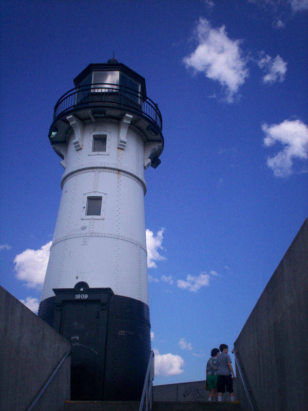 Lighthouse!