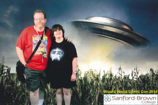 Sanford-Brown Photoshop!
