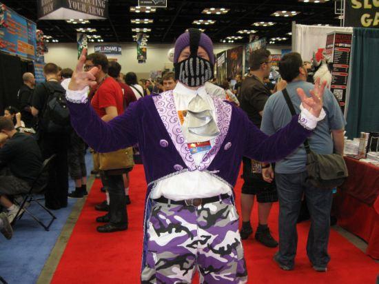Purple Bane!