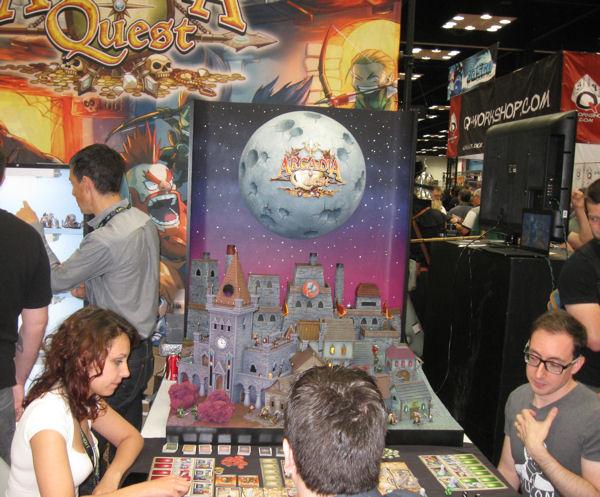 Arcadia Quest!