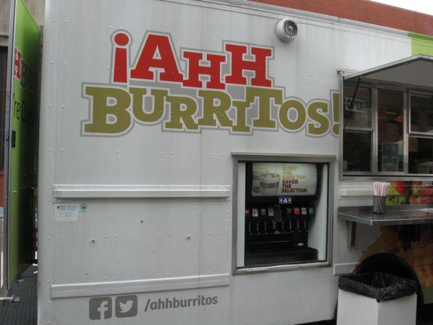 AHH Burritos!