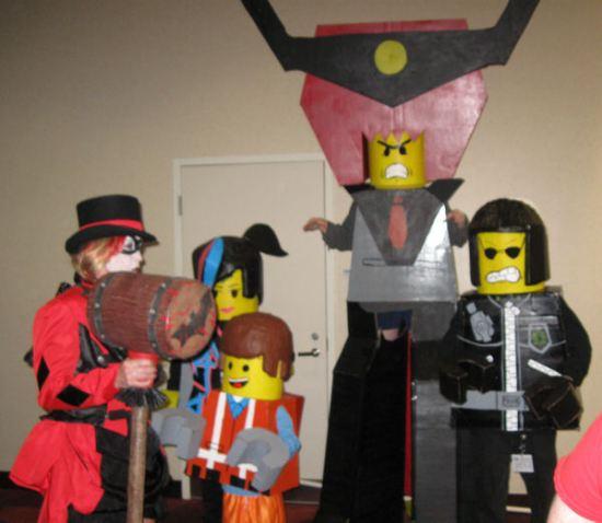 The Lego Movie!