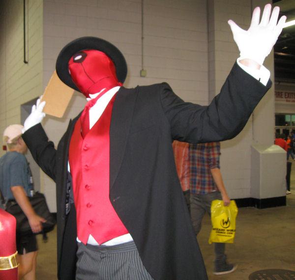 Sir Deadpool!