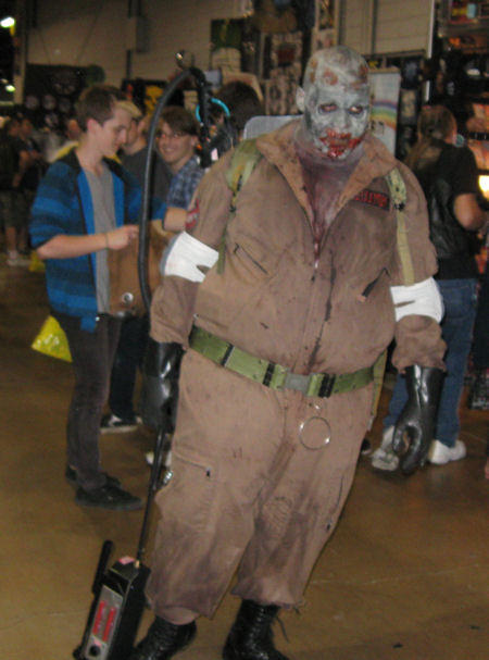 Zombie Ghostbuster!