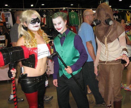 The Harley Quinn Three!