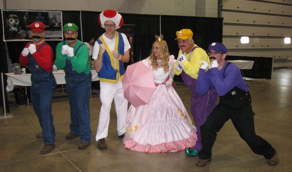 Mario Family!