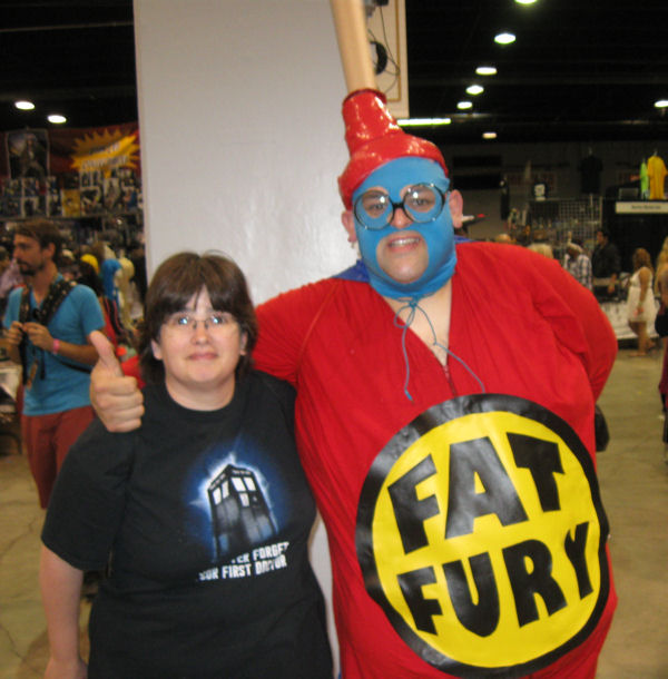 Herbie the Fat Fury!