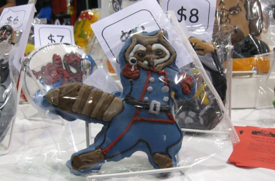 Rocket Cookie!