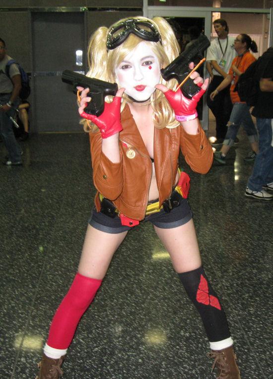 Gunslinger Harley!