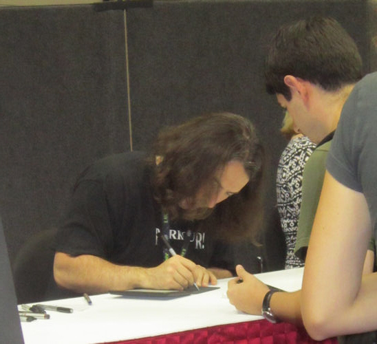 Jim Butcher!