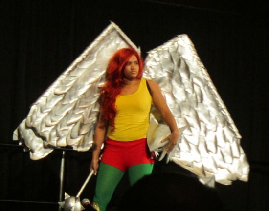 Hawkwoman!
