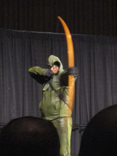 Arrow!