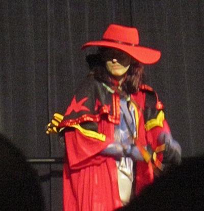 Imrijka the Inquisitor!