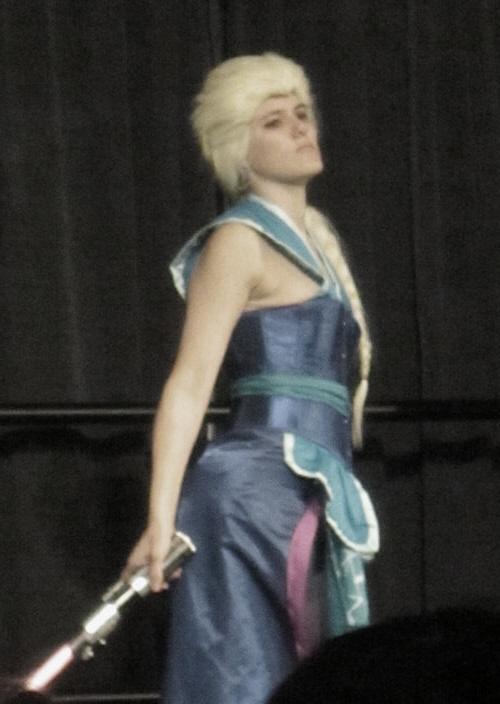 Sith Elsa!