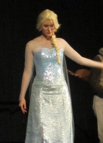 Queen Elsa!