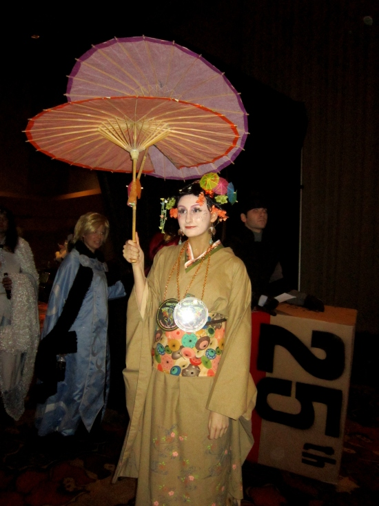 Parasol Geisha!