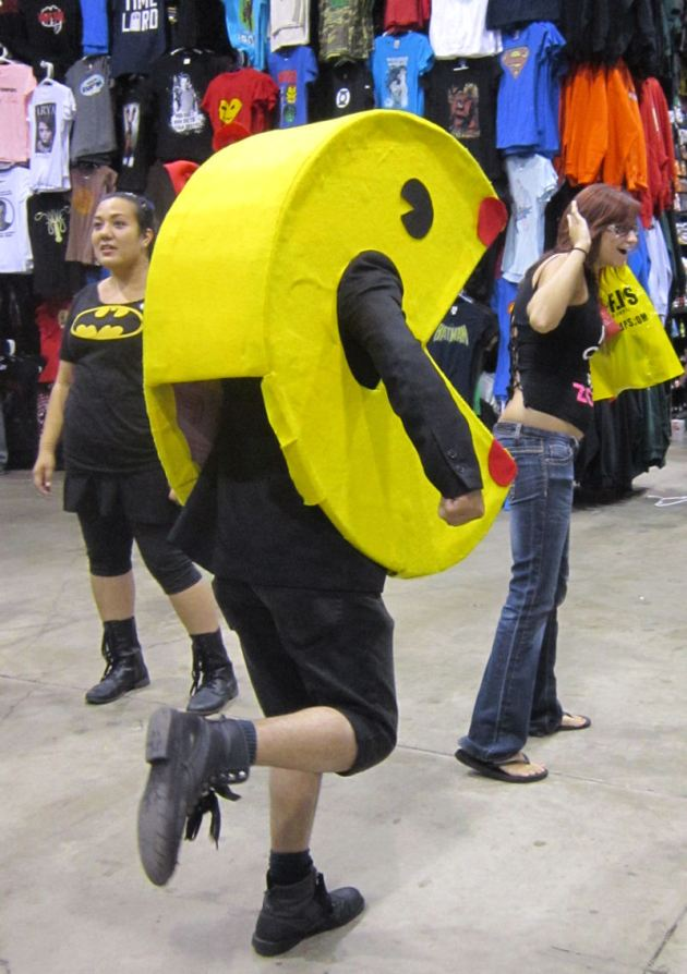 Ms. Pac-Man!