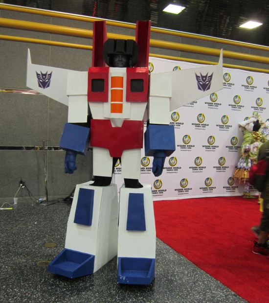 Starscream!