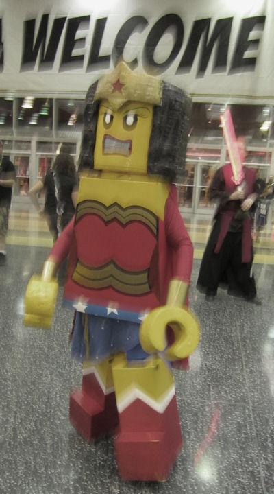 Lego Wonder Woman!