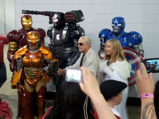 Iron Stan!