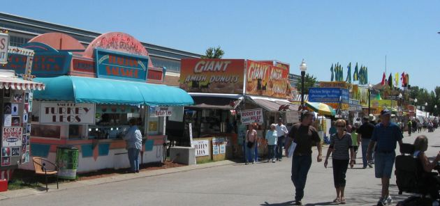 Food Booths!