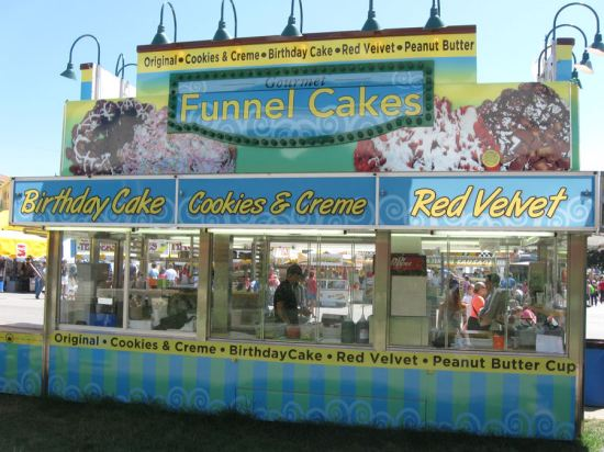 Funnel Cake Vs Elephant Ear What Came First
