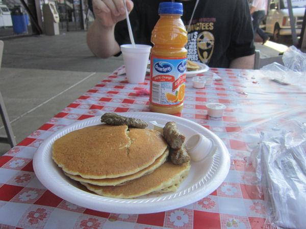 FFA Pancakes!